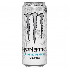 DRINK MONSTER ULTRA WHITE £1.29PM- (GB) 12 x 500ML